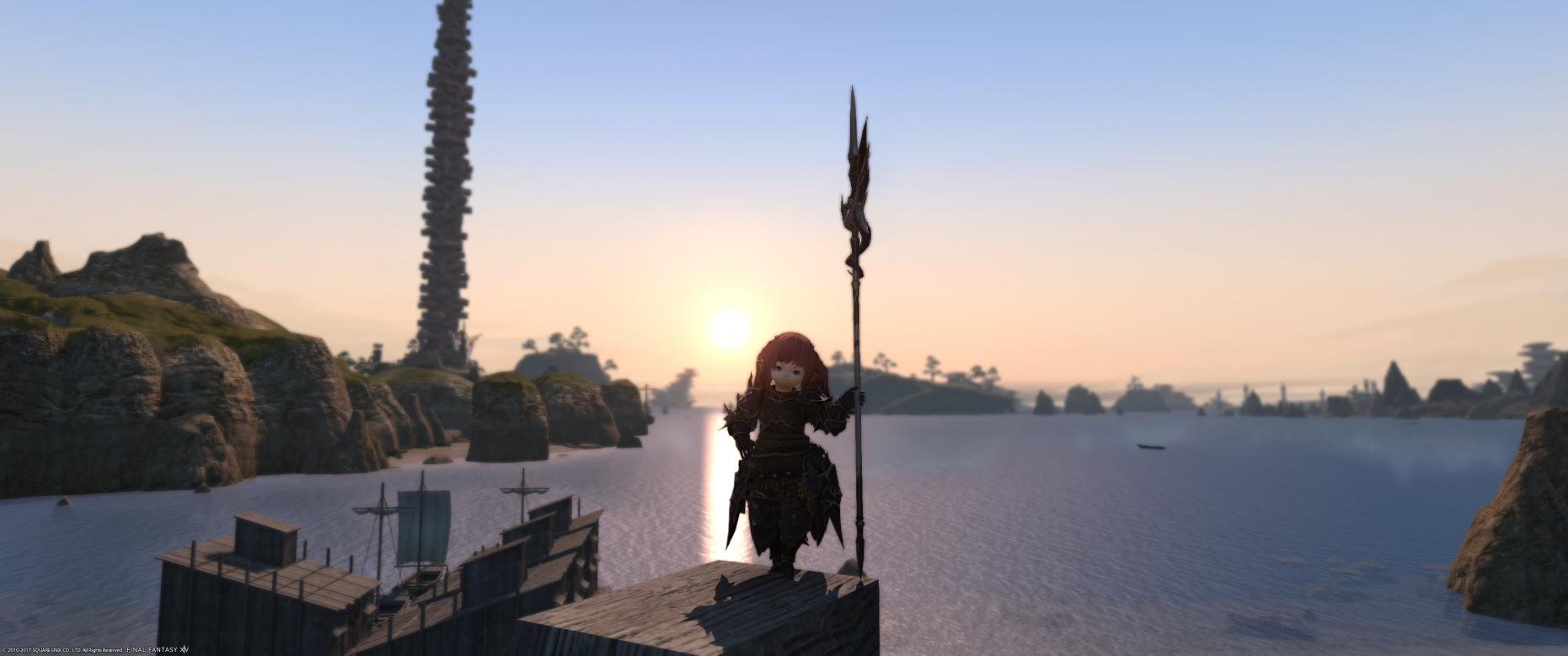 [News] En attendant Stormblood Attachment