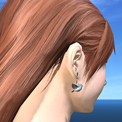 Name:  Bluebird Earring.jpg